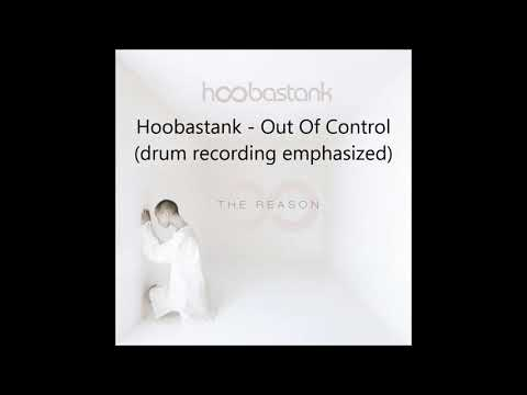 Hoobastank - Out Of Control (Drum Cover)