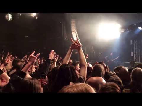 Indians : Anthrax @ Nottingham Rock City - (13th Feb 2017)