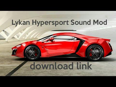 65 Mod Mobil Lykan Hypersport Gta Sa Android Gratis Terbaru