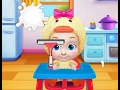 funny video Baby Boss - cute baby games - funny baby bathing video gameplay baby wash