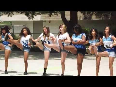Arizona Middle School Cheer Team!!