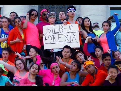 Bieber Pyrexia (Fever) ft. Harvard Medical School