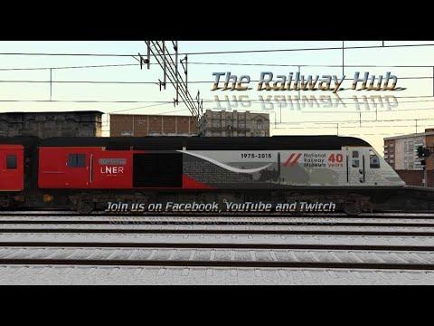 (TS2019 - x32 - bit) A look around Heathrow Connect Class 360 |