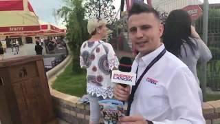 Amusement Park of Poland - Energylandia - LIVE - Kinder Party 2019