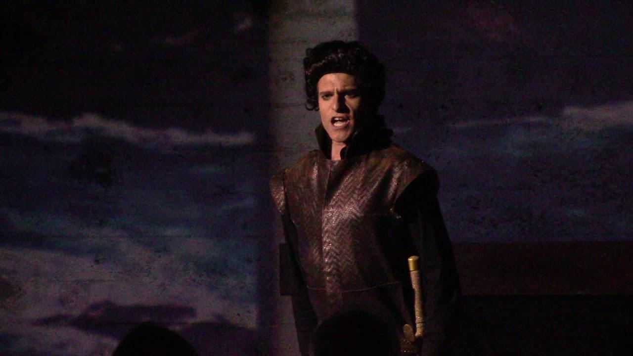 È un folle, è un ville affetto from Handel's Alcina - Hawaii Performing Arts Festival