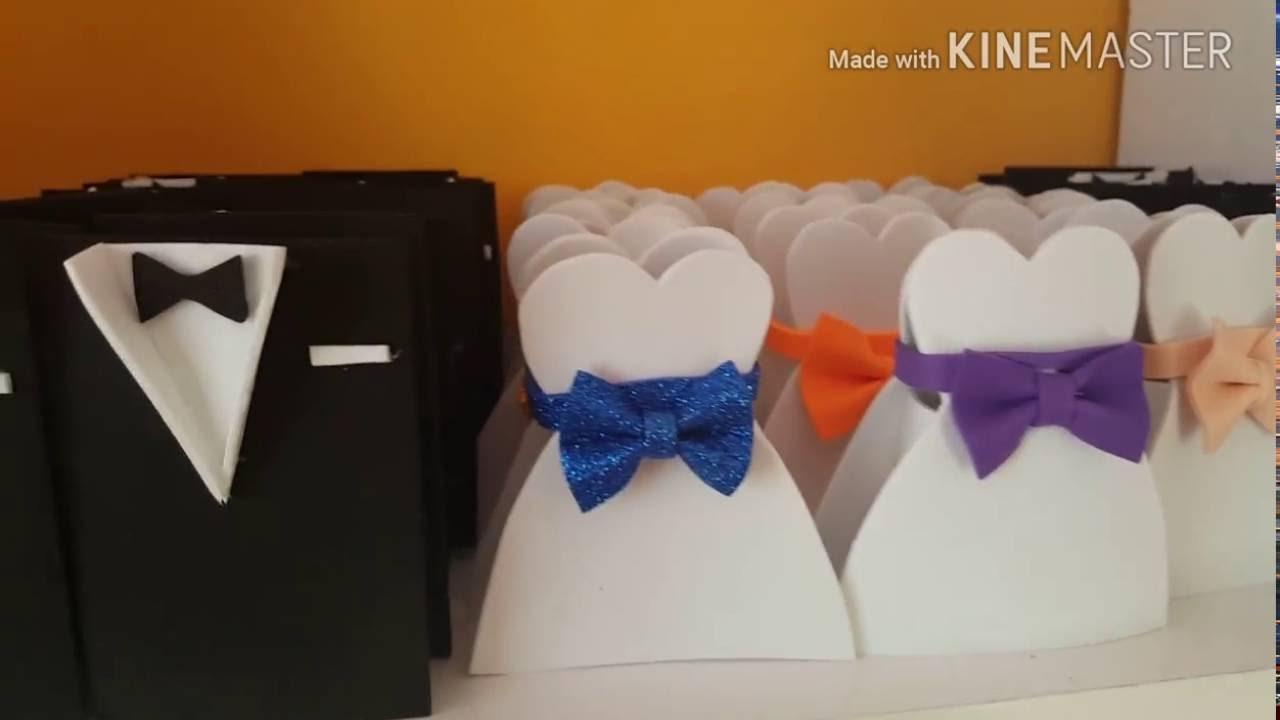 Bolsitas para bodas youtube - Decoracion para bodas sencillas ...