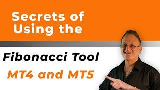 MT4 MT5 Metatrader Forex Charts: Using the Fibonacci Tool