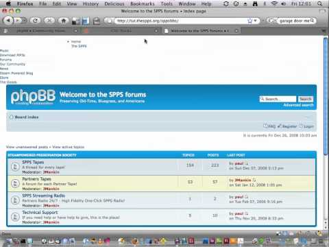 Screencast #48: Skinning phpBB