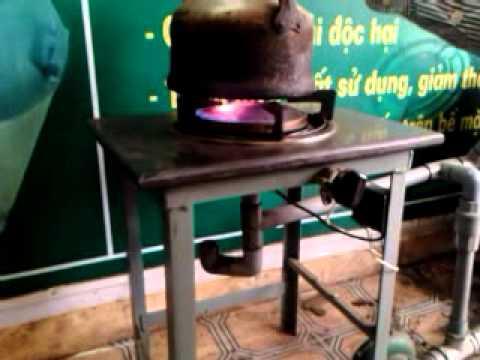 Cách nhóm Bếp hóa khí mini (cải tiến mới nhất)