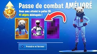 VOICI THE SKINS OF FORTNITE SAISON 7 . . .