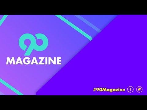 90 Magazine 22 de mayo del 2018 - Programa completo