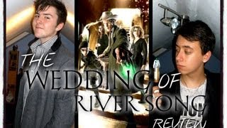 Doctor Who - The Wedding of River Song (2011) Review