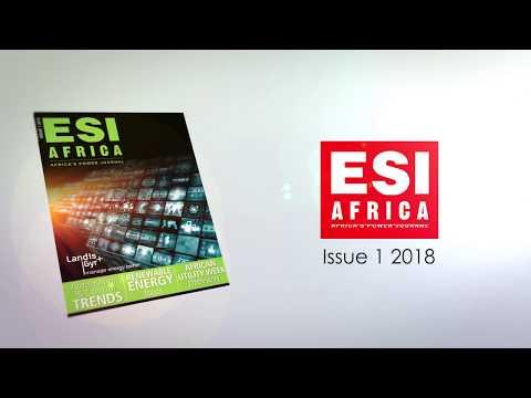 ESI Africa Edition 1, 2018