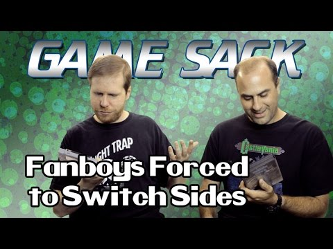 Fanboys Forced to Switch Sides - Game Sack
