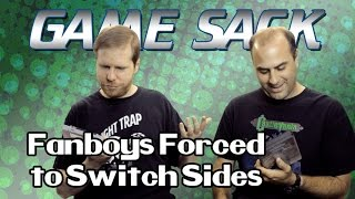 Game Sack - Fanboys Forced to Switch Sides