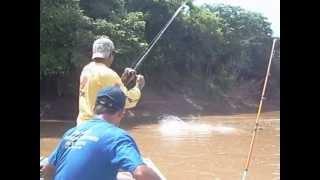 Pescaria dourado paracatu