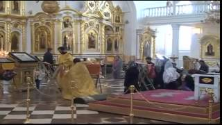 Фильм о Песчанской иконе Божией Матери 3 я часть 1