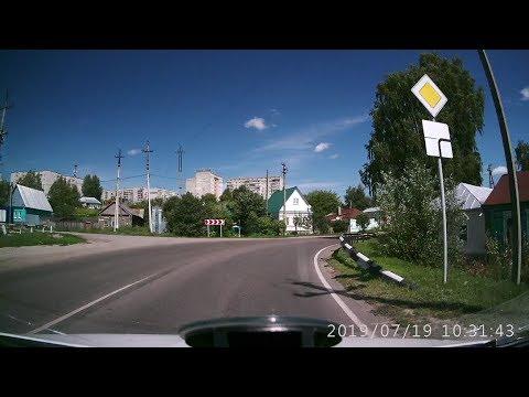 Тамбов - Моршанск - Шацк  2019