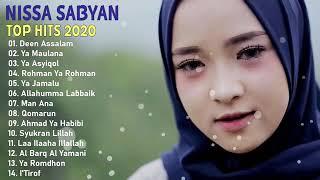 Download lagu Nissa Sabyan [ Full Album 2020 ] 💙 LAGU SHOLAWAT NABI MERDU TERBARU 2020 Penyejuk Hati