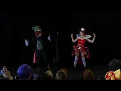 related image - Animasia 2016 - Défilé Cosplay Dimanche - 01 - Alice au Pays des Merveilles