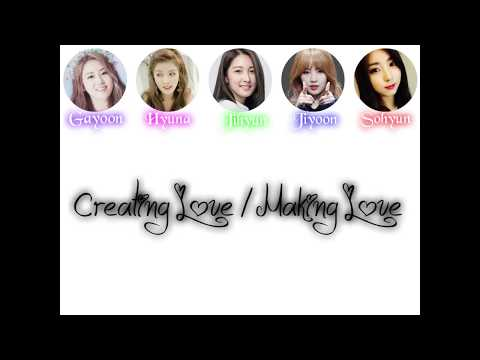 4minute - Making Love/Creating Love