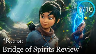 Kena: Bridge of Spirits Review [PS5, PS4, & PC] (Video Game Video Review)