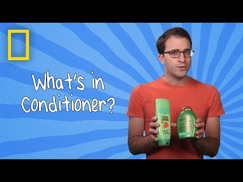 What's in Conditioner? | Ingredients With George Zaidan (Episode 8)