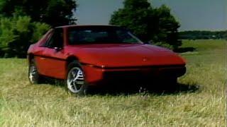 MotorWeek | Retro Review: 84' Pontiac Fiero