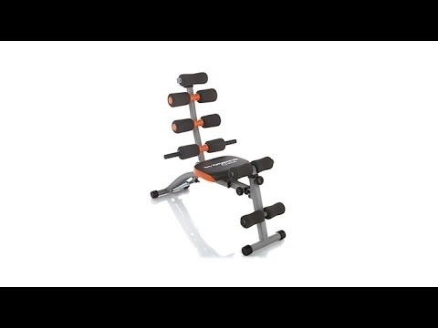 <div>Wonder Core MAX Exercise System with Workout DVD & Nutrition Guide | HSN</div>