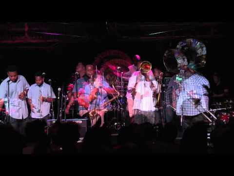 The Soul Rebels 5/3/14 New Orleans, LA @ Howlin' Wolf
