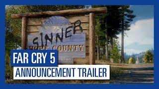 Far Cry 5 - Announcement Trailer thumbnail