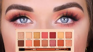 NEW Sigma Beauty Cor-de-Rosa Palette | Summer Eyeshadow Tutorial