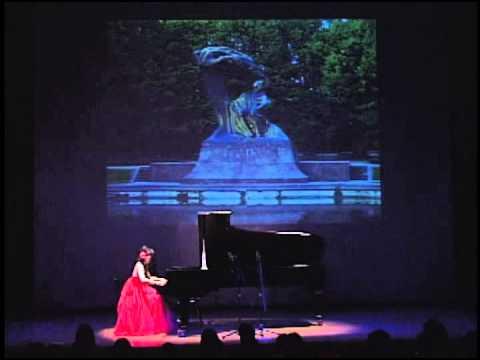 春休みピアノトークコンサート祭り(第二部) 樋口 あゆ子