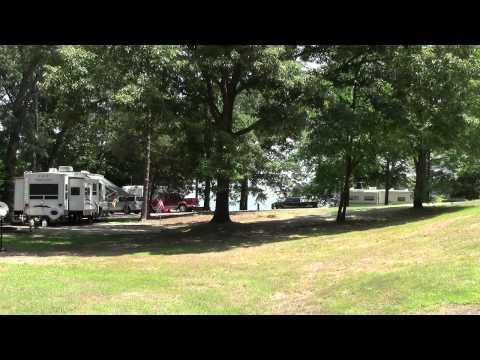 Watsadler Campground, Hartwell Lake, Hartwell, Georgia
