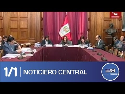 Declaraciones: Congresista Rosa María Bartra, presidenta de la Comisión Investigadora Lava Jato