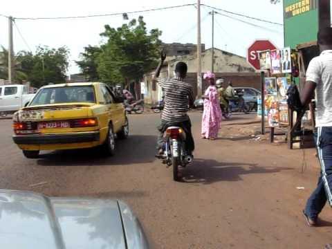 Bamako drive 3