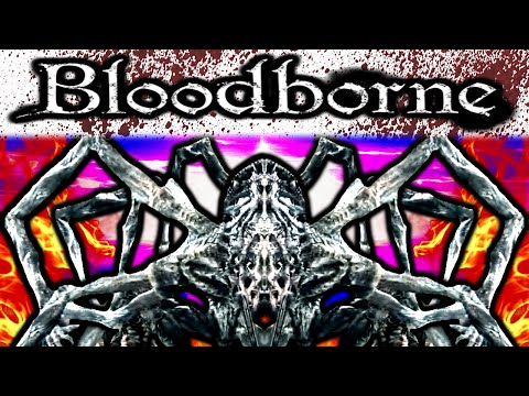 Bloodborne: Blinded by Blood - HUNTING AMYGDALA & DARKBEAST PAARL