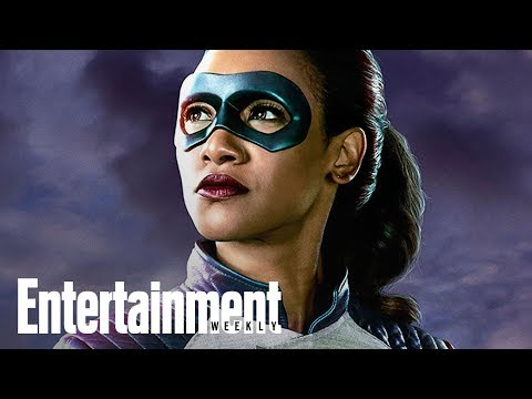 'The Flash' First Look: Find Out How Iris Gets Her Powers | News Flash | Entertainment Weekly