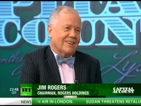 Jim Rogers on Boom'n Burma and a North and South Korean M&A!