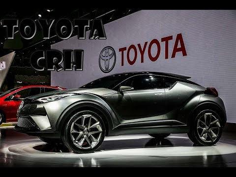 new toyota chr hybrid 2017 the best interior youtube. Black Bedroom Furniture Sets. Home Design Ideas