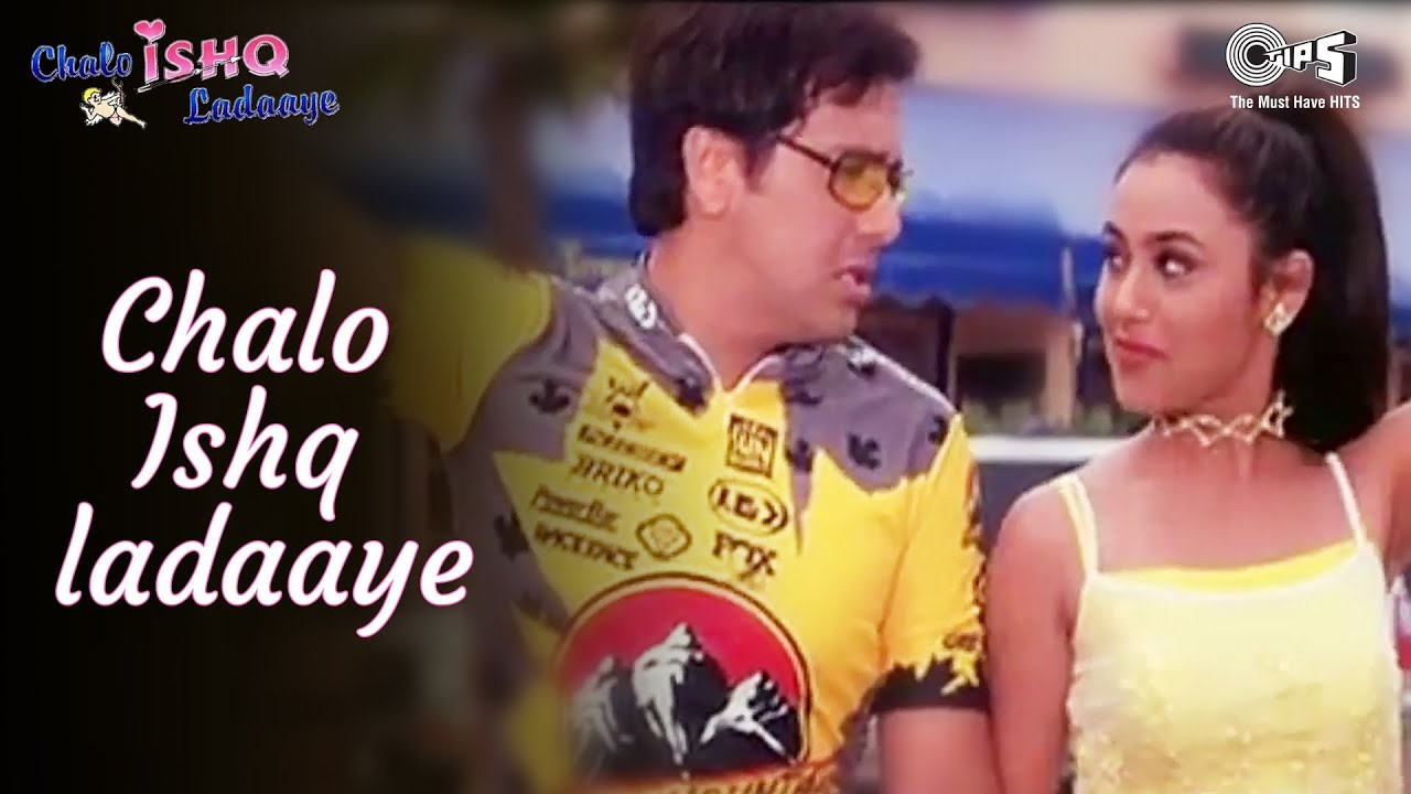 Download Chalo Ishq Ladaaye   Govinda   Rani Mukherjee   Alka Yagnik   Sonu Nigam   Himesh R   Hindi Song