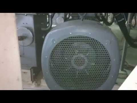 Extreme Inertia! 160kW Electric Motor Direct Start (star-delta; NO Soft Starter)