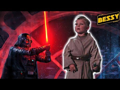 How Luke Saved Children From Darth Vader  Explain Star Wars