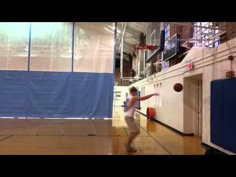 The Biomechanics and Physics in Basketball