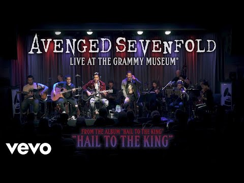 Avenged Sevenfold  Hail To The King  At The GRAMMY Museum®