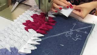 Tapete decorado de biquinhos