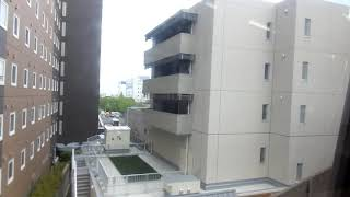 JR東日本209系MT68 側面展望 東京→新浦安(京葉線各駅停車) ケヨ34編成左