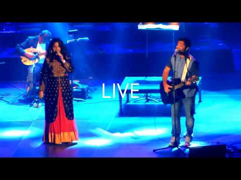 pritam performance with arijit singh and aditi singh sharma