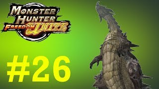 Monster Hunter Freedom Unite - Online Quests -- Part 26: Lao-Shan Lung Draws Near!