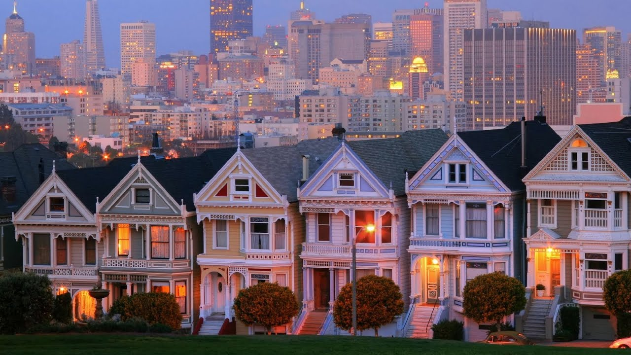 Top 8 Places To Visit San Francisco